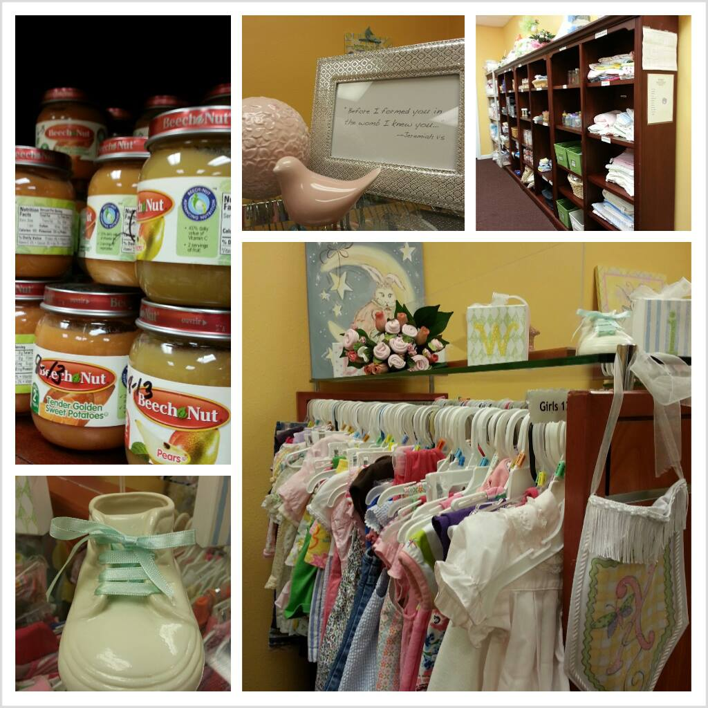 Mommy Boutique at the Womens Resource Center in Gulfport