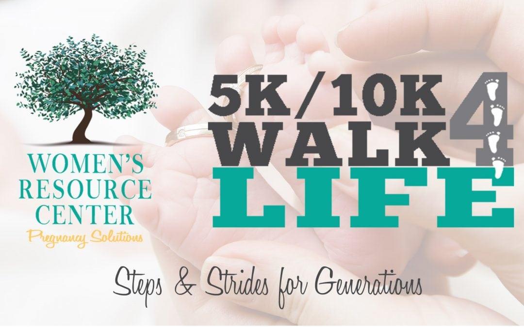 5K/10K Walk 4 Life 2017